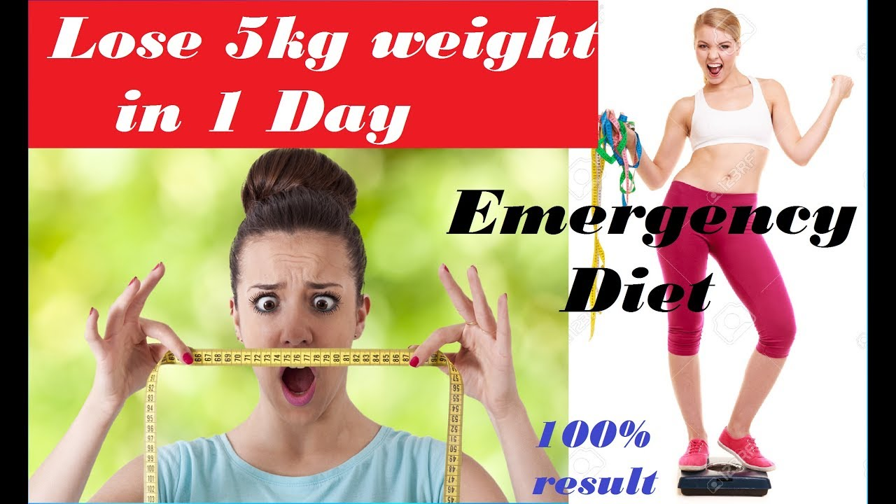 How much exercise to lose 5kg