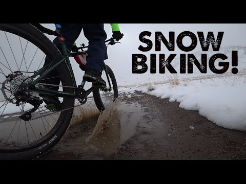 Winter Bike Commuting Gear Tips