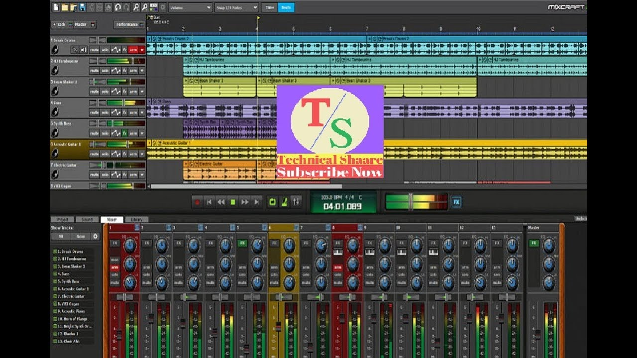 Mixcraft 11 free download | Mixcraft Pro Studio 8 1 Build 413 Crack