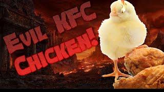 Evil KFC Murders!!! - Minecraft Funny Thumbnail