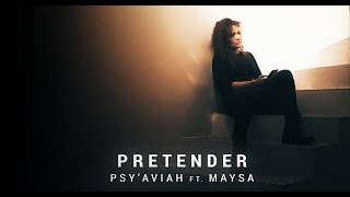 Psy'Aviah - Pretender (ft. Maysa) (Music Video) (SynthPop, Indietronica, IndiePop, AltPop)