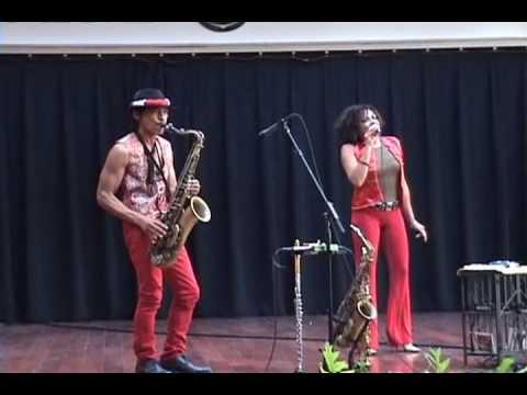 Kimberlei Bradford & Tommy Arsisto /  Concert  Hawaii 2009