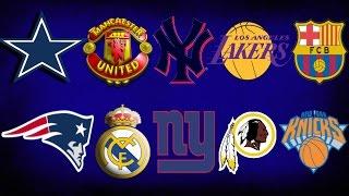 TOP 10: Richest Sports Teams