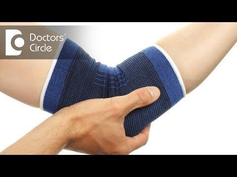 Rehabiltation exercises post elbow fracture - Dr. Mohan M R