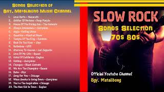 The Best Of Slow Rock 70s 80s