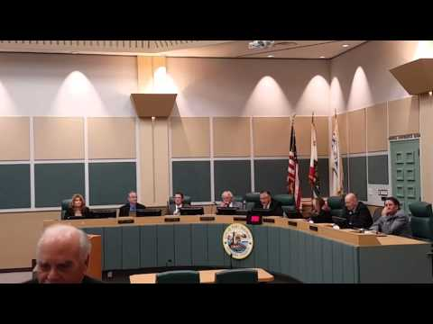 3-21 Port Hueneme City Council Meeting