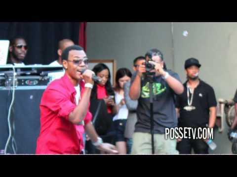 Wayne Wonder - Saddest Day performance Live in Brooklyn