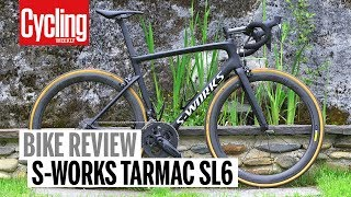 Gambar cover Specialized S-Works Tarmac SL6 | Review | Cycling Weekly
