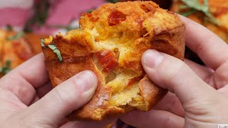 Pizza Popovers To Spice Up Your Next Pizza Night • Tasty