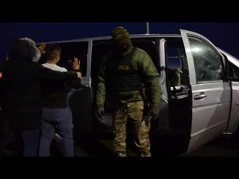 Задержание ОПГ в Челябинской области