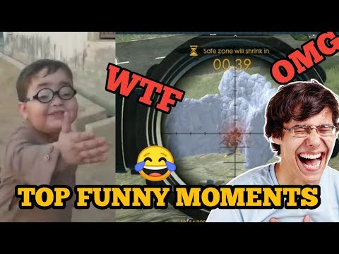 Free Fire Top Funny Moments   FF Comedy WTF OMG Moment Videos   Free Fire Hindi Comedy