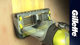 Razor Blade Technology: Gillette Fusion ProShield | Gillette Razors