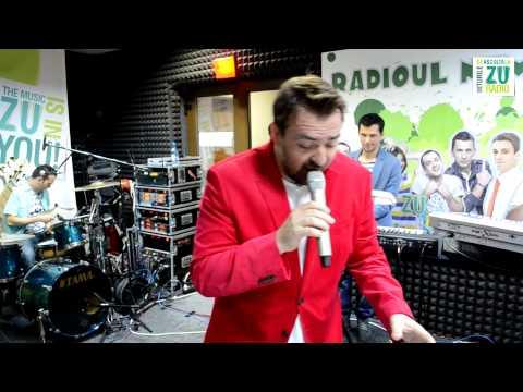 Horia Brenciu - Azi am chef de mare (Live la Radio ZU)