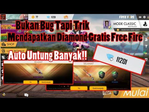 Bongkar Trik Rahasia Dapat Diamond Gratis Free Fire Auto Untung Banyak! - free fire Indonesia - 동영상