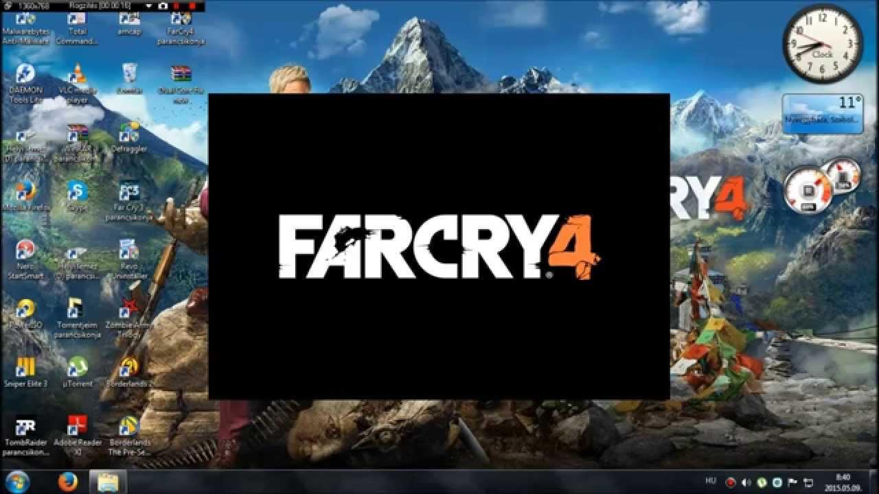 Far Cry PC Black Screen Fix Works YouTube - Far cry 4 world map blank