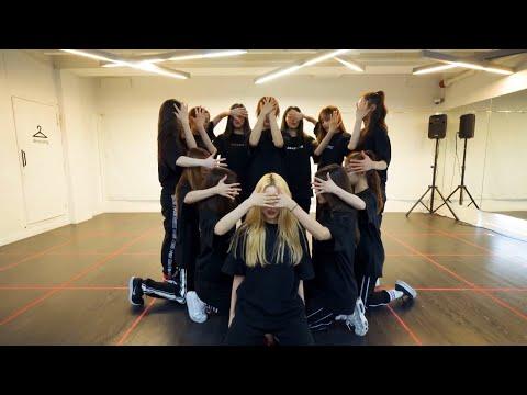 """이달의 소녀 (LOOΠΔ) """"GOT7 (갓세븐) - Eclipse"""" Dance Cover"""
