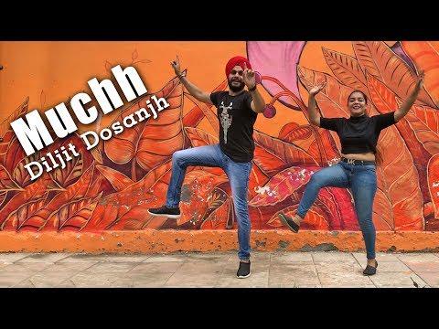 Muchh - Diljit Dosanjh | The Boss | Kaptaan | New Punjabi Songs 2019 | Saga Music | Sonu From Delhi