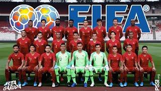 PERINGKAT FIFA Timnas Indonesia & Negara ASIA TENGGARA