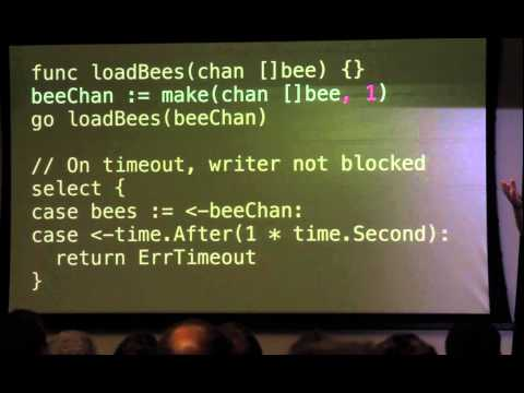 Channeling Failure - Matt Heath - London Go Gathering 2015