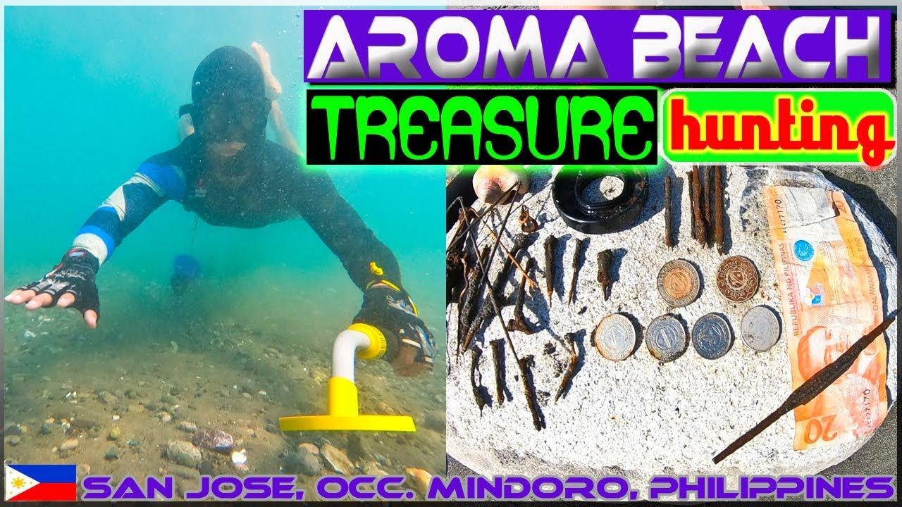 Harabas EP21 - Treasure Hunting for Lost Items {Aroma Beach, San Jose, Occ. MIndoro}