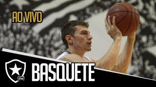 Basquete | Botafogo x Vasco - AO VIVO | Semifinal 3