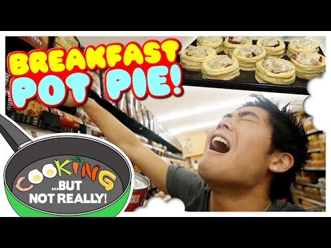 Thumbnail: Cooking, But Not Really: BREAKFAST POT PIES!