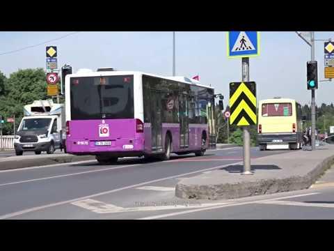 Buses In Istanbul, Turkey 2019 (istanbul Otobüsleri)