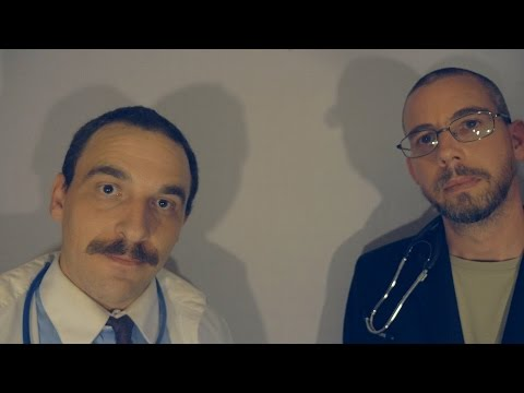 ASMR - A Visit with Dr. Lloyd and Professor Clemmons