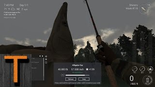 Fishing Planet Biggest Fish - How to Catch an Alligator Gar in Missouri (or not?