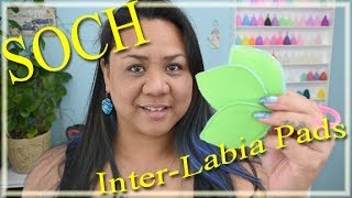 How to Use - SOCH Reusable Inter-Labia Cloth Pads - Period Products