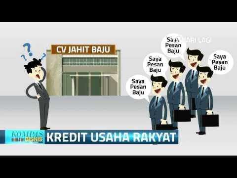 Begini Cara Kerja Kredit Usaha Rakyat