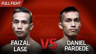 [HD] Faizal Lase vs Daniel Pardede || One Pride FN #30