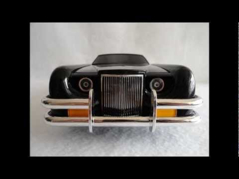 The Car Lincoln Mark Iii A Escala 1 18 Youtube