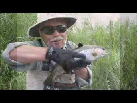 Project Healing Waters Fly Fishing, San Juan River, July 2016