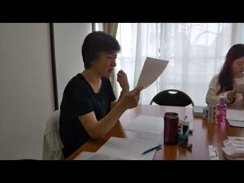 朗読塾リヴ「角田光代」作品 2