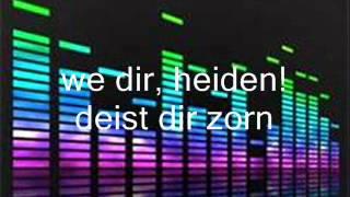 eisenfunk - Das Land Des Hern (lyrics)