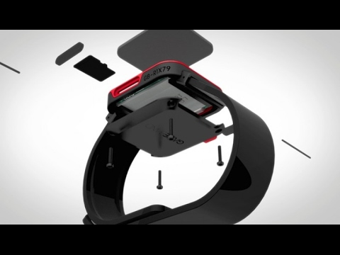 Atari Gameband | band for gamer | Kickstarter Launch Video