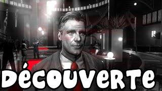 Blues and Bullets | Découverte | Gameplay PC Ultra