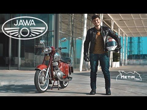 JAWA 250 CLASSIC Motosiklet İncelemesi (1968)