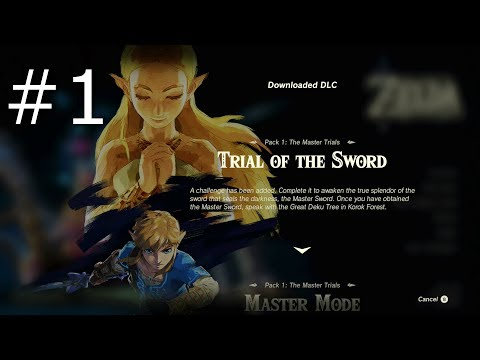 Trial of the Sword! Part 1 | Why is this so DIFFICULT?!