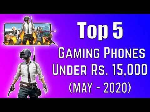 Top 5 Best Gaming Phones Under 15000 | Best Phones For Pubg Under 15000 In May - 2020