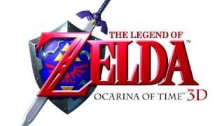 Legend of Zelda: Ocarina of Time 3D Review