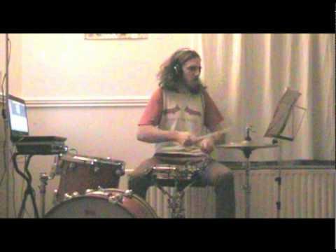 Amon Tobin - Nightlife / live drums