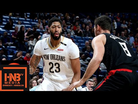 LA Clippers vs New Orleans Pelicans Full Game Highlights | 12.03.2018, NBA Season