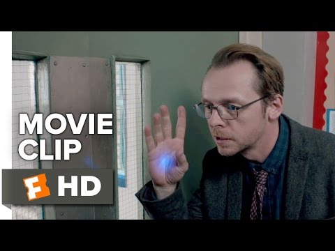 Absolutely Anything Movie CLIP - Headmaster (2015) - Simon Pegg, Robin Williams Movie HD
