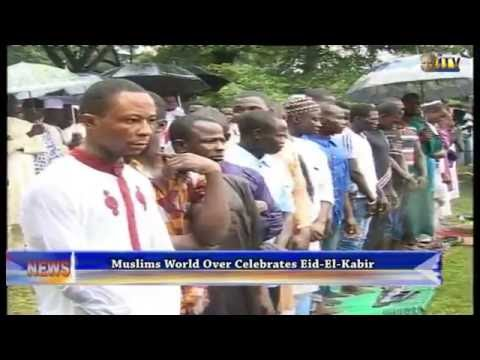 Muslims world over celebrate Eid-el-Kabir