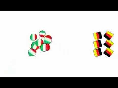 Italy Vs. Germany |