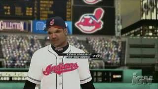 Major League Baseball 2K6 Xbox 360 Gameplay - At