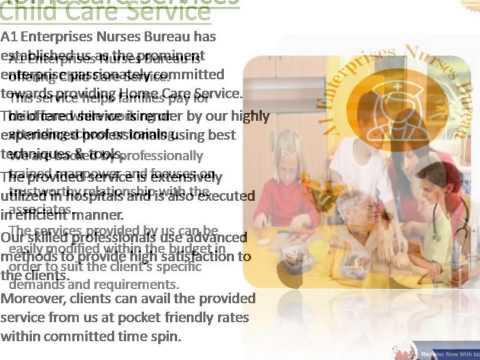 Nurses Bureau In Pune - A1 Enterprises Nurses Bureau