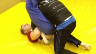 Gambar cover grappling treino